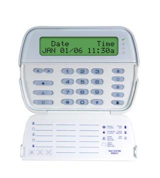 Dsc Security Systems Dsc Alarm Dsc Lcd Keypad