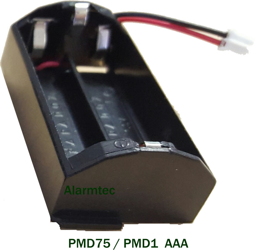 Paradox Alarm Systems Accesories Battery Holder Pmd75
