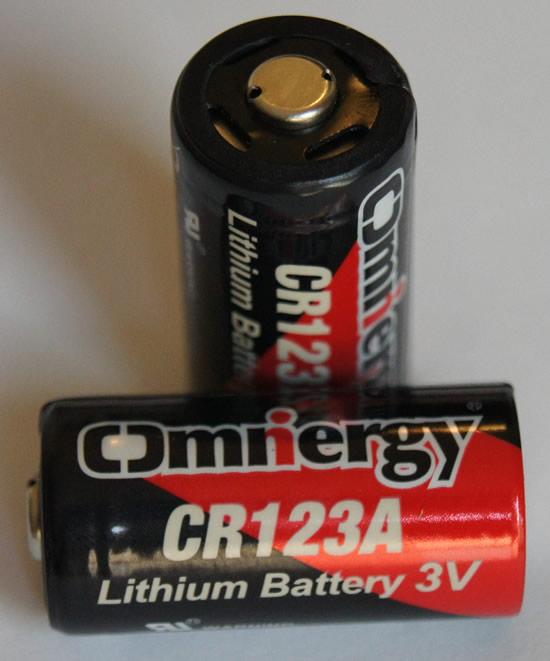 security equipment batteries cr123a battery. Black Bedroom Furniture Sets. Home Design Ideas