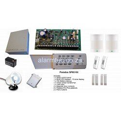 Paradox SP65 Alarm Kit